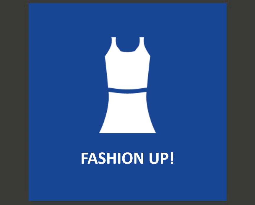 FASHION UP!